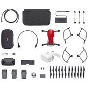 DJI Mavic Air Fly More Combo with DJI Goggles - Flame Red