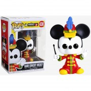 Funko Pop Band Concert Mickey Mouse