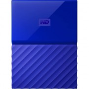 HDD extern WD My Passport 2.5'', 4TB, USB 3.0, Albastru