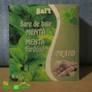 Praid - Sare de baie Mentă - 1,5 kg