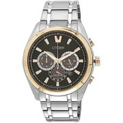 Citizen Eco-Drive Analog Black Dial Mens Watch - CA4015-54E