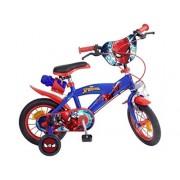 Bicicleta 12'' Spiderman de la Toimsa