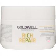 Goldwell Dualsenses Rich Repair mascarilla para cabello seco y dañado 200 ml