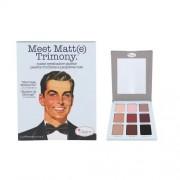 TheBalm Meet Matt(e) Trimony Eyeshadow Palette fard de pleoape 21,6 g pentru femei