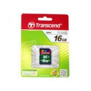 Transcend Tarjeta Memoria Sd Transcend 16gb - Hc