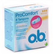 O.B. Procomfort Normal x 8 buc