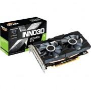 Placa video Inno3D GeForce GTX 1660 Twin X2, 6GB, GDDR5, 192-bit
