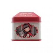 Cutie cu abtibilduri Gorjuss - Little Red Riding Hood