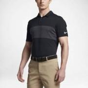 Мужская рубашка-поло для гольфа со стандартной посадкой Nike Breathe Color Block