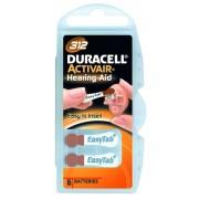 Baterija za slušni aparat Duracell DA312
