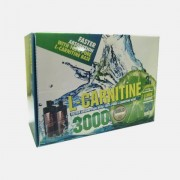 GOLD NUTRITION L-CARNITINA 3000 20 AMPOLAS