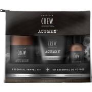 American Crew Acumen Travel Kit Pflegeset