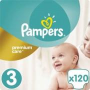 Premium Care scutece M r. 3, 120 buc.