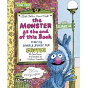 The Monster at the End of This Book, Hardcover