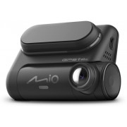 "Camera Video Auto Mio MiVue 826, Wi-Fi, Full HD, 8MP, Ecran LCD 2.7"", Senzor G cu 3 axe, GPS (Negru)"