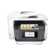 HP Officejet Pro 8730 All-in-One Printer, D9L20A, print, scan, copy, fax, ADF, duplex, tintni, color, A4, USB, LAN, WL, 4-bojni, crna, bijela, 12mj