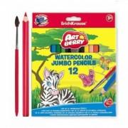 Set 12 creioane colorate magice ErichKrause