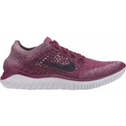 Nike Free Run Flyknit 2018 - scarpe natural running - donna - Violet