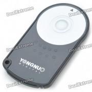 RC-6 IR remoto del obturador para Camaras Digitales Canon - Negro (1 * CR2025)