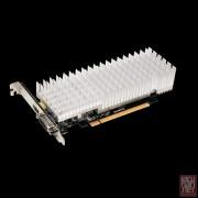 Gigabyte GV-N1030SL-2GL, GeForce GT 1030, 2GB/64bit GDDR5, DVI/HDMI, Silent