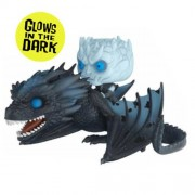 Pop! Vinyl Game of Thrones Night King & Icy Viserion GITD Pop! Vinyl Ride