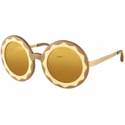 Ochelari de soare ML11C3SUN Taupe/Cream/Gold/Amber Mirros Mix Femei