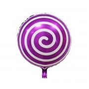 Balon acadea cu mov