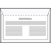 Kuverte B6-BB s povratnicom 75g pk1000 Fornax