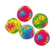 Water Bomb Splash Balls for Summer Beach Soaking Games ~ Swimming Pool & Fun Children Party Activities (12 Pack) by Helencasa