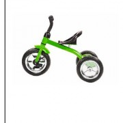OH BABY super kid metal tricycle COLOER GREEN with sipper SE-TC-67
