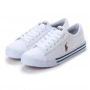 ポロラルフローレン POLO RALPH LAUREN EASTEN (WHITE/MULTI) レディース