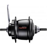 Shimano Nexus SG-C6001 Nav med Fotbroms och handbroms, 8-växlad svart 2018 Övriga nav