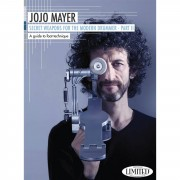 Hudson Music Jojo Mayer - Secret Weapons II Hand Technique DVD, ENGLISH