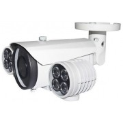 "Camera Supraveghere Video HD View AHB-4SVIR3, 2MP, 1/2.9"" Sony CMOS, 2.8-12mm, IR 50-60m, 8 Super LED, Carcasa metal (Alb)"