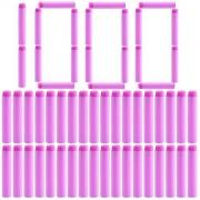 Refill Darts, Lingxuinfo 1000-Dart Refill Pack Refill Bullets for nerf n-strike elite series retaliator rampage rapidstrike CS-18 surgefire strongarm stryfe blaster (Pink)