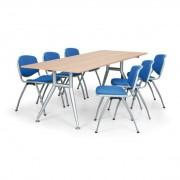 B2B Partner Stół konferencyjny wide, 2200 x 800 mm, buk
