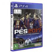 Jogo Pro Evolution Soccer 2017 PS4 - Unissex