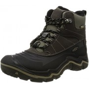 KEEN Men s Durand Polar Shell Boot Black Olive/Brindle 8 D(M) US