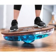 Nohrd Eau-Me Balance-Board, Club Sport, Tiefenmuskel-Training nach dem Chaos-Prinzip, bis 250 kg