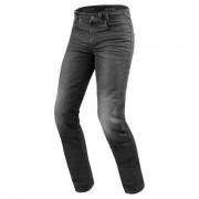REV'IT! REVIT! Jeans Vendome 2 - Donkergrijs - Donkergrijs - Size: W36-L36