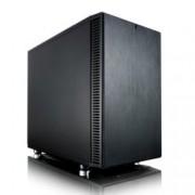 Кутия Fractal Design Define Nano S , ITX/ATX, 2x USB 3.0, черна, без захранване