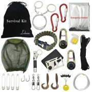 Outdoor First Aid Kit Outdoor Hiking Camping Tools Emergency Survival Tool Set Kit Equipment Gear