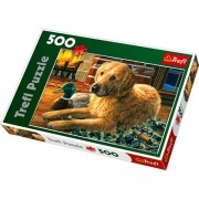 Trefl Puzzle Slagalica By the Fireplace 500 kom (37165)