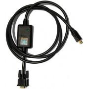 Convertitore HDMI -> VGA, Nero