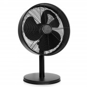 Black painted VE5928 table fan