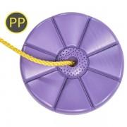 Leagan rotund din plastic Monkey PP(galbena)10 - Mov