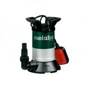 TP 13000 S Pompa submersibila de drenaj apa curata Metabo , inaltime de refulare 9.5 m , debit 13000 l/h , putere 550 W