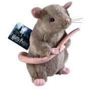 Noble Collection Peluche Scabbers - Harry Potter