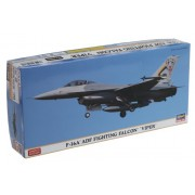 Hasegawa 1/72 F-16A ADF Fighting Falcon Viper Limited Edition Airplane Model Kit