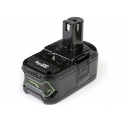 Аккумулятор TopON TOP-PTGD-RY-18-3.0-Li для Ryobi 18V 3.0Ah (Li-Ion) PN: RB18L30 102771